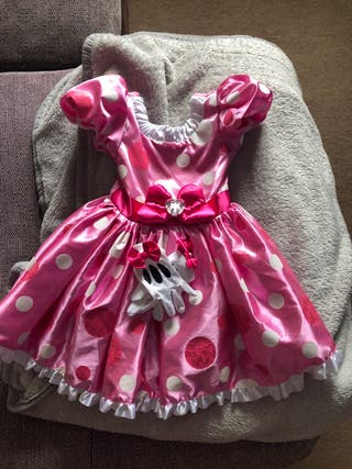 Minnie Mouse Disney dressing up outfit