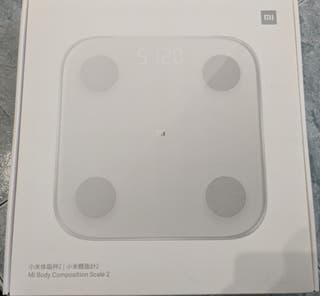 Bascula inteligente Xiaomi mi Scale 2