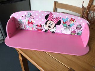 Minnie Mouse Disney shelf