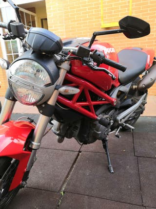 Ducati Monster 696 limitada A2- 2010 - 33400km