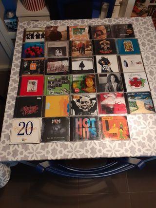 lote cd's
