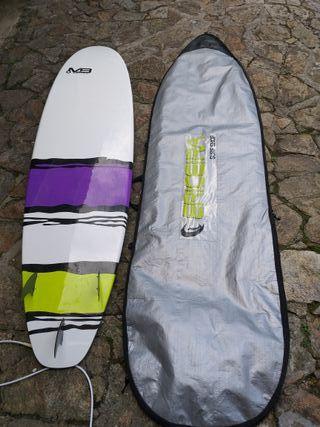 Tabla de surf segunda mano epoxy manualboards