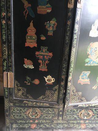 Armario Chinero estilo oriental