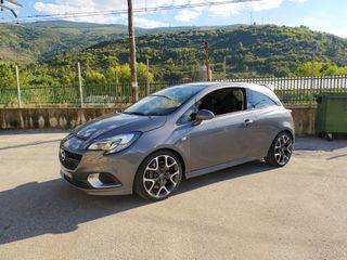 Opel Corsa OPC Performance