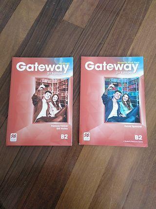 Gateway 2nd edition student's book y gateway workb