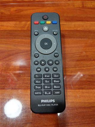 Mando distancia original Blu-ray Philips RC34E-T1