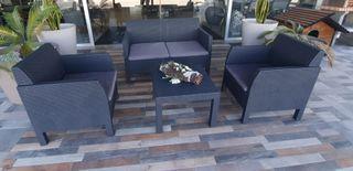 Nuevo Conjunto de sofás exterior CHILLOUT