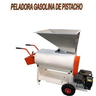 PELADORA GASOLINA DE PISTACHO