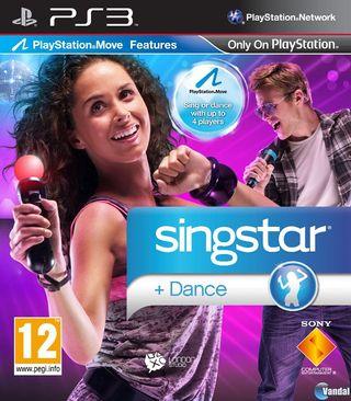 Juego PS3 Singstar + Dance. Producto Segunda Mano.