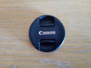 TAPA OBJETIVO CANON 58mm.