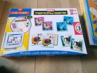 Memory Game encuentra la pareja