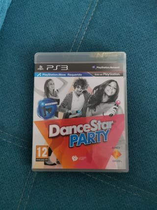 Dance Star Party Para PS3