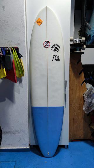TABLA SURF QUIKSILVER 7,3