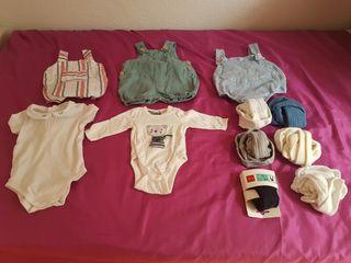 Lote de bebe de 0 a 3 meses