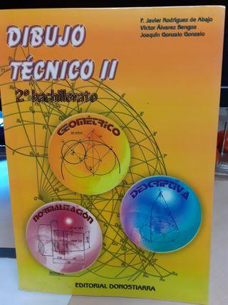 Libro de Dibujo técnico de 2 bachiller