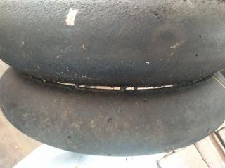 neumáticos para circuito,120/70/r17 y 140/70/r17 f