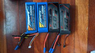 Venta baterías lipo