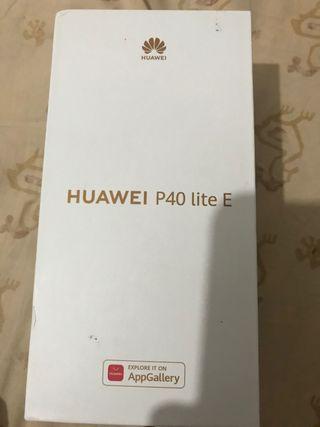 Huawei lite p40 E