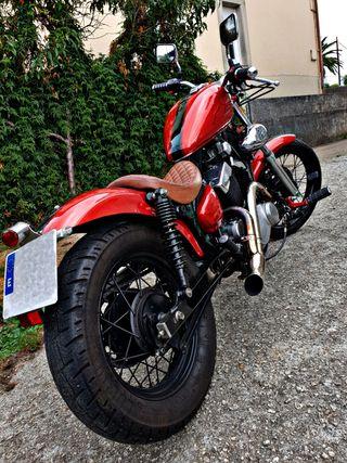 Yamaha Customizada