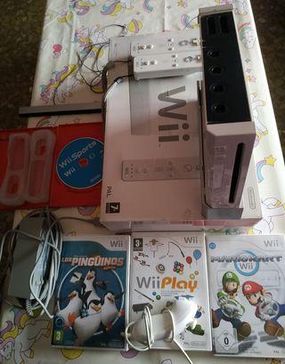 Wii en perfecto estado