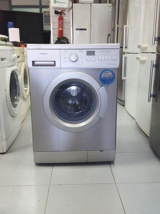 lavadora marca Siemens 6kg