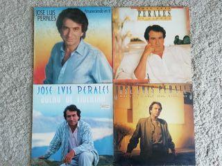 lote lp's vinilo Jose Luis Perales