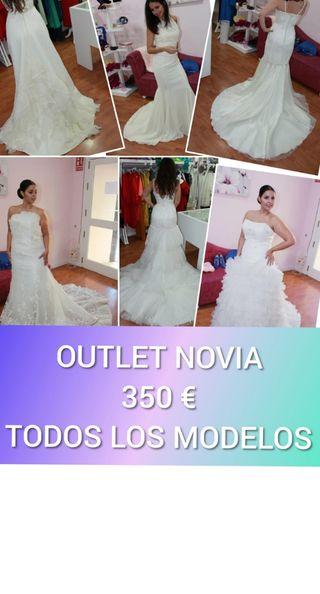 vestido de novia 350