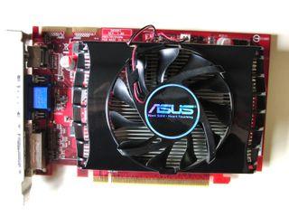 TARJETA GRAFICA ATI HD 4670 ASUS HDMI DVI VGA PCIE