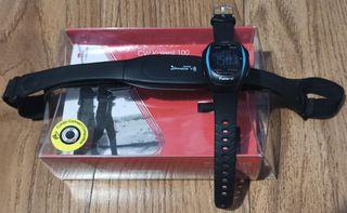 Reloj pulsómetro CW Kalenji 100