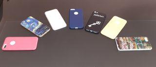 Fundas o carcasas móvil Iphone 7