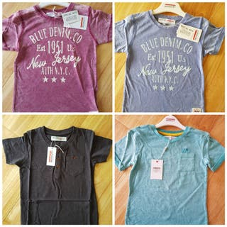 BUNDLE OF 4 BOYS MINOTI T-SHIRTS FREE DELIVERY