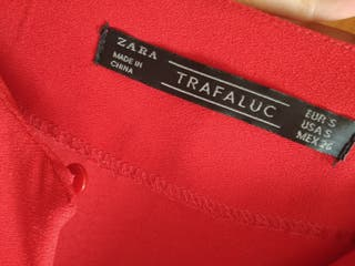 Vestido pantalón Zara