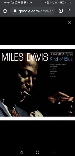 Discos Jazz