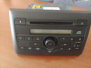 radio-CD Fiat stylo
