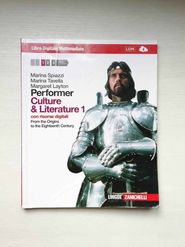 libro performer culture and literature 1