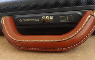 Maletín de seguridad Samsonite exclusivo para PC