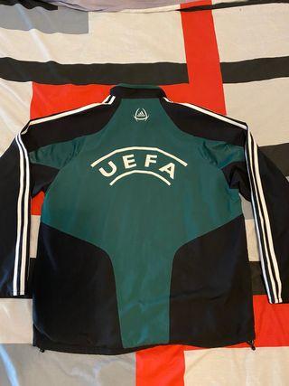 Chaqueta chandal árbitros UEFA referee