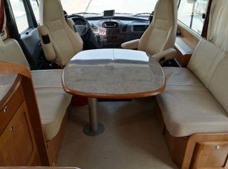 Autocaravana RAPIDO (MOTOR MERCEDES 164 CV) - 986