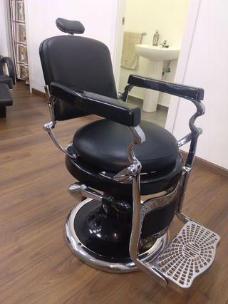 sillón barbero Jason