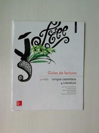 Libro guia de lectura lengua 3 eso McGraw Hill