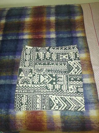falda etnica Zara