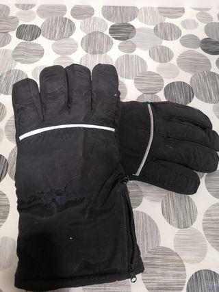 guantes calefectantes