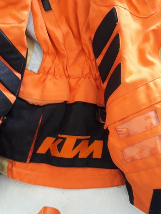 Chaqueta Enduro Cross KTM .T-S Firmada ×Iván Cerva