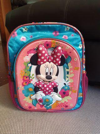 mochila Mickey niña