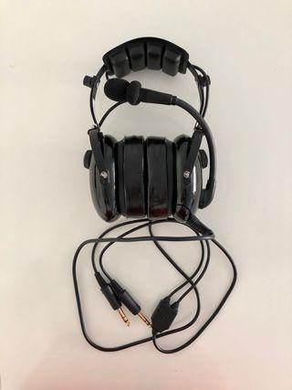 Cascos Aviación, Auriculares ASA Headset