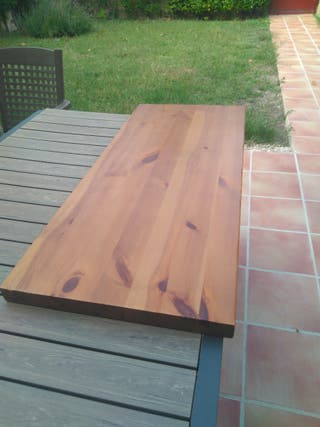 Tablero/balda/encimera/mesa alistonado