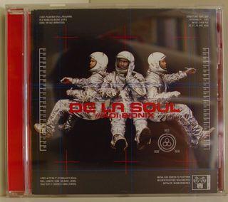 CD De La Soul AOI Bionix