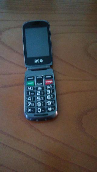teléfono móvil para gente mayor