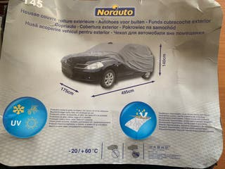 Funda cubre coche impermeable