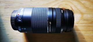 Canon Lente EF 75-300 ultrasónico nueva